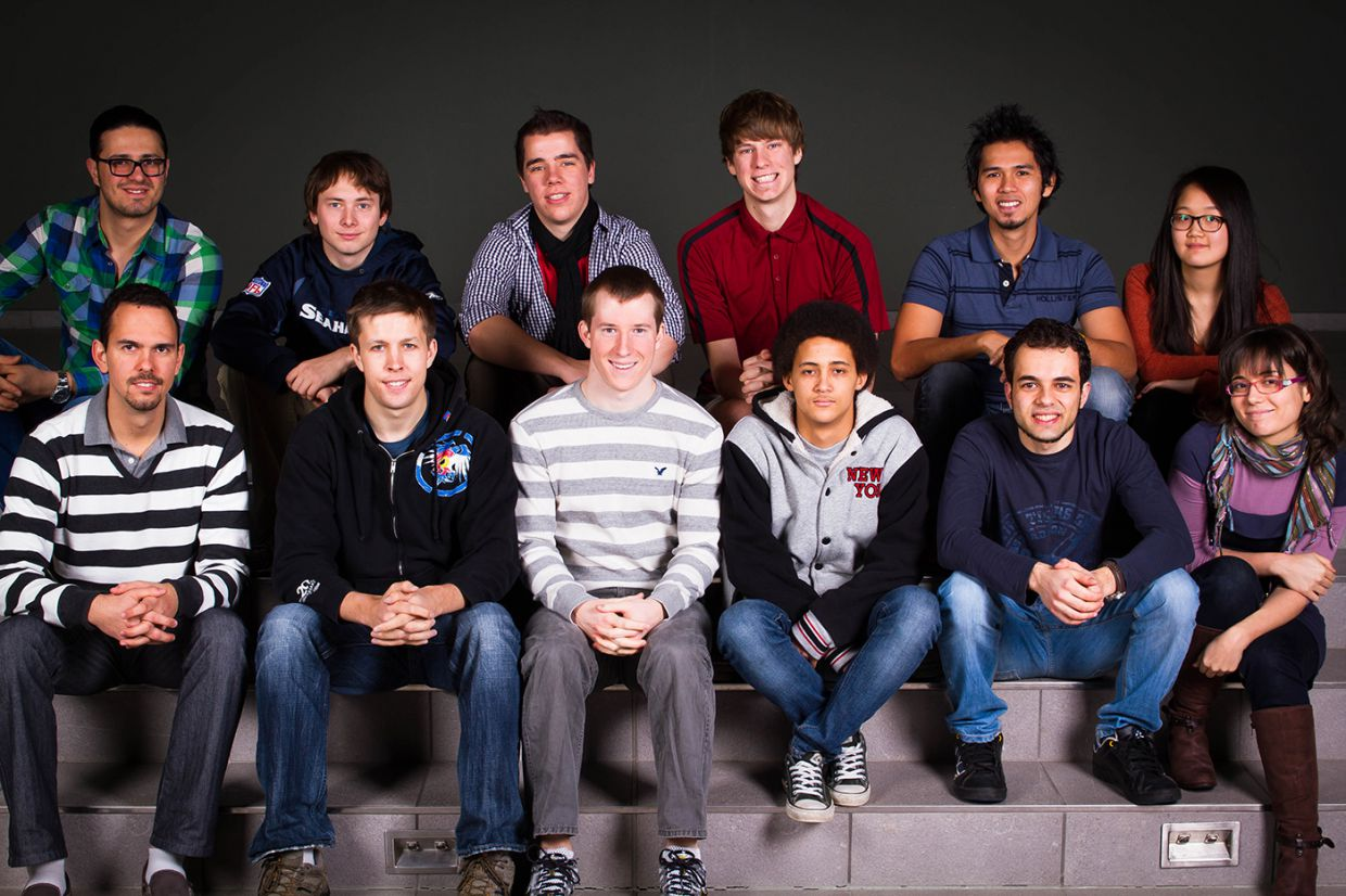 Sprachstudenten 2012/13